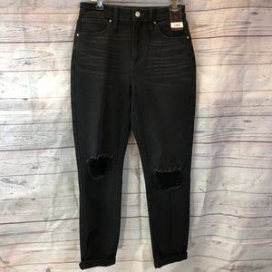 NOBO High Rise Mom Jean Stretch Size 7
